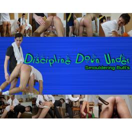 Discipline Downunder Smouldering Butt's 720P