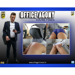 Office Agony You're Fired