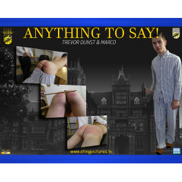 Anything To Say HD