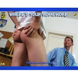 Where's Your Homework 4k UHD