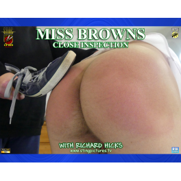 Miss Browns Close Inspection HD
