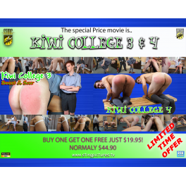 Kiwi College Three & Four Special offer