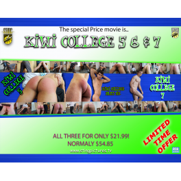 Kiwi College Five Six & Seven Special offer