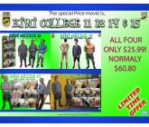 Kiwi College Eleven Twelve Fourteen and Fifteen