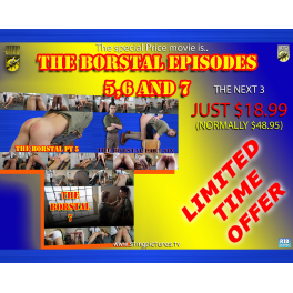 The Borstal 5,6 And 7 Special Offer
