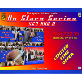 No Stars Series Episodes 5 6 7 & 8 SPECIAL OFFER