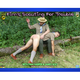 Finn's Scouting For Trouble