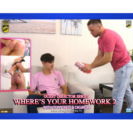 Where's Your Homework 2